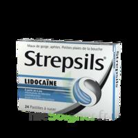 Strepsils Lidocaïne Pastilles Plq/24 à Pradines