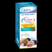 Quies Bi-pack 2 Sprays Buccal Et Nasale Anti-ronflement à Pradines
