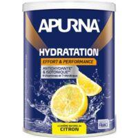 Apurna Poudre Pour Boisson Hydratation Citron 500g à Pradines