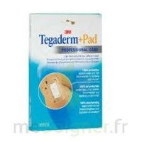 Tegaderm + Pad, 5 Cm X 7 Cm , Bt 5 à Pradines
