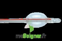Freedom Folysil Sonde Foley Droite Adulte Ballonet 10-15ml Ch20 à Pradines