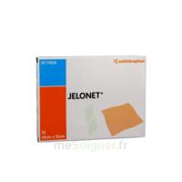 Jelonet, 10 Cm X 10 Cm , Bt 10 à Pradines