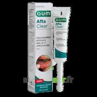 Gum Aftaclear Gel Aphtes Lésions Buccales 10ml à Pradines