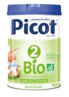 Picot 2 Bio Lait En Poudre 800g à Pradines
