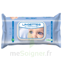Les Essentiels Bébé Lingettes Pack/70 à Pradines