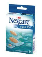 Nexcare Aqua 360° Pansements 3 Tailles B/14 à Pradines