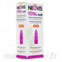 Neovis Total Multi S Ophtalmique Lubrifiante Pour Instillation Oculaire Fl/15ml à Pradines