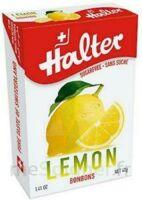 Halter Sans Sucre Bonbon Citron B/40g à Pradines