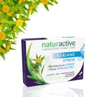 Naturactive Seriane Stress 30gélules à Pradines
