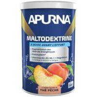 Apurna Maltodextrine Poudre Pour Boisson Thé Pêche 100% Naturel B/500g à Pradines