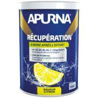 Apurna Poudre Pour Boisson Récupération Citron B/400g à Pradines