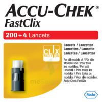 Accu-chek Fastclix Lancettes B/204 à Pradines