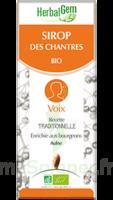 Herbalgem Sirop Bio Des Chantres 150ml à Pradines