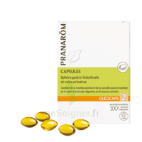 Oléocaps 2 Caps Santé Intestinale Bio B/30 à Pradines