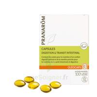 Oléocaps 3 Caps Confort Digestif Bio B/30 à Pradines