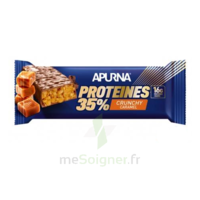Apurna Barre Hyperprotéinée Crunchy Caramel 45g à Pradines