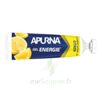 Apurna Gel énergie Citron T/35g à Pradines