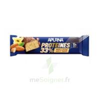 Apurna Barre Hyperprotéinée Moelleuse Vanille Amande 45g à Pradines