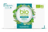 Nutrisanté Infusions Bio Respiratoire 20 Sachets à Pradines