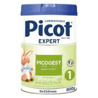 Picot Expert Picogest 1 Lait En Poudre B/800g à Pradines