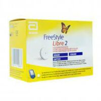 Freestyle Libre 2 Capteur à Pradines