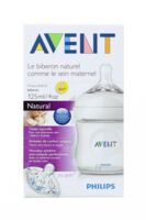 Avent Natural Biberon 125 Ml 0 Mois Et + à Pradines