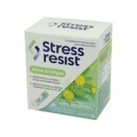 Stress Resist Poudre Stress & Fatigue 30 Sticks à Pradines