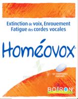 Boiron Homéovox Comprimés à Pradines