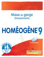Boiron Homéogène 9 Comprimés à Pradines