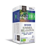 Dayang Sommeil Relaxation Bio 20 Infusettes à Pradines