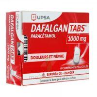 Dafalgantabs 1 G Cpr Pell Plq/8 à Pradines