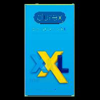 Durex Comfort Xxl Préservatif Lubrifié B/10 à Pradines