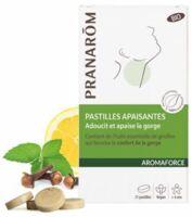 Pranarôm Aromaforce Pastilles Apaisantes+ B/21 à Pradines